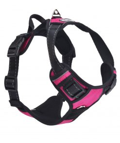 Best Front Range No-Pull Dog Harness. Reflective Outdoor Adventure Pet Vest with Handle. 3 Stylish Colors and 5 Sizes 2