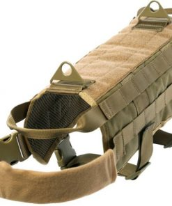 Pet's House Dog Harness Tactical