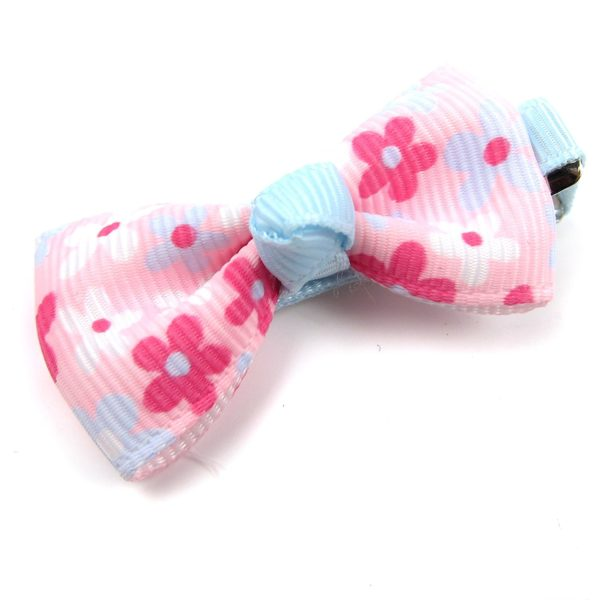 Alfie Pet by Petoga Couture - Aimi Bow Hair Clip 10-Piece Set for Dogs, Cats and Small Animals 9