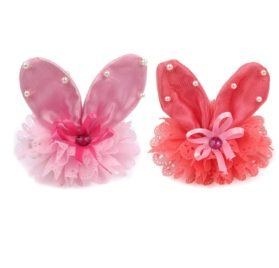 Alfie Pet by Petoga Couture - Angela Christina Hair Clip Set for Dogs, Cats and Small Animals