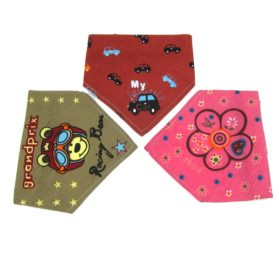 Alfie Pet by Petoga Couture - Cais Bandana 3-Piece Set for Dogs & Cats