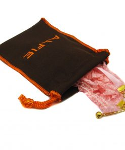 Alfie Pet by Petoga Couture - Tania Lace Necklace for Dogs and Cats with Fabric Storage Bag 2