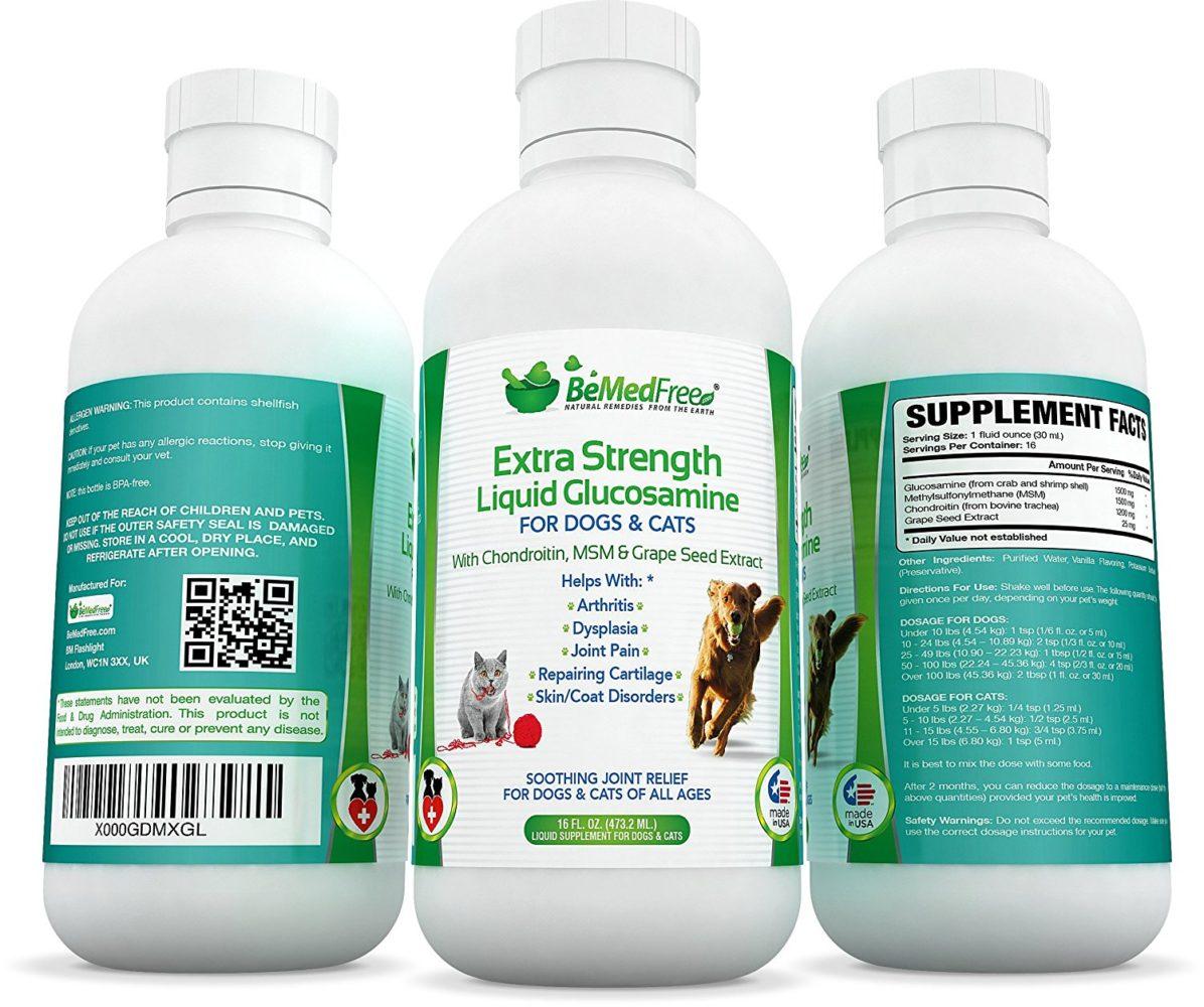 Bemedfree Com Extra Strength Liquid Glucosamine Hip And