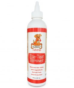 's Naturals Tear Stain Remover & Preventer, Safe, Plant Based Extract from Palm & Coconut Oils