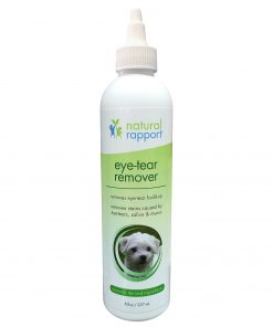 Natural Rapport Eye Tear Stain Remover for Dogs