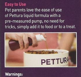 Pettura - Skin & Coat, Liquid Dog Supplements, Helps to Support a Healthy Skin & Coat 2