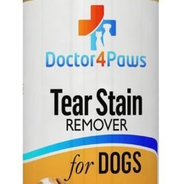 Premium Eye Tear Stain Remover for Dogs, Restore Those Cute looks, Prevents Stains Around the Eyes and Mouth