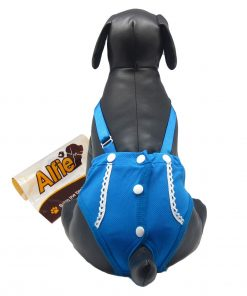 Alfie Pet Apparel - Jay Diaper Dog Sanitary Pantie with Suspender (for Girl Dogs)