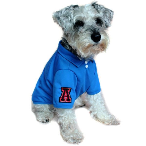 Alfie Pet by Petoga Couture - Fitch Solid Color Polo Shirt