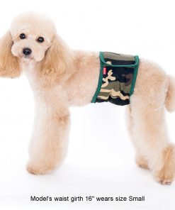 Alfie Pet by Petoga Couture - Tad Belly Band (for Boy Dogs) 2