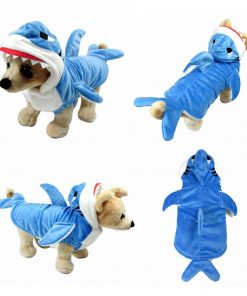 Yoption Pet Puppy Dog Christmas Halloween Clothes Outwear Coat Apparel Hoodie