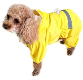 Alfie Pet by Petoga Couture - Willis Rainy Days Waterproof Raincoat (for Dogs and Cats)