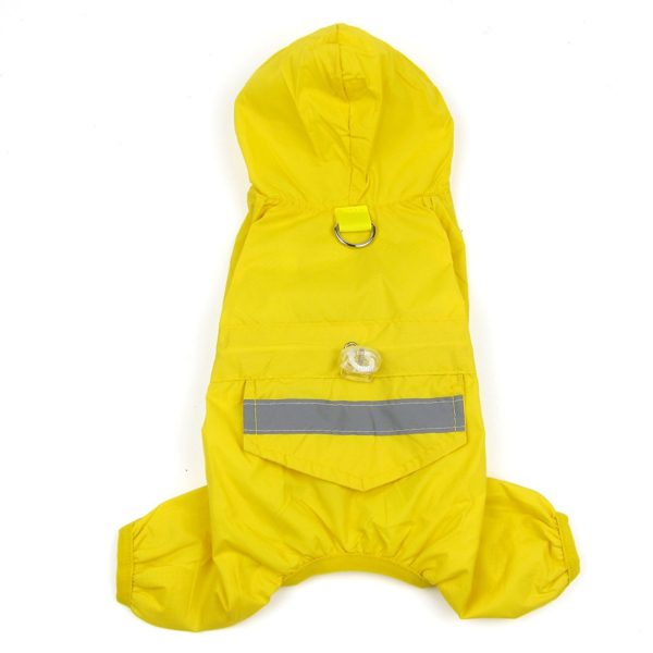 Alfie Pet by Petoga Couture - Willis Rainy Days Waterproof Raincoat (for Dogs and Cats) 4