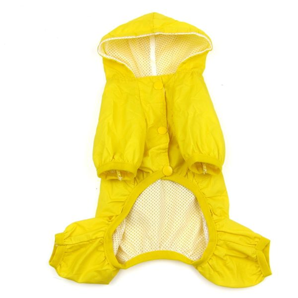Alfie Pet by Petoga Couture - Willis Rainy Days Waterproof Raincoat (for Dogs and Cats) 5