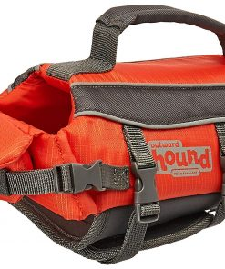 Dog Life Jacket Ripstop Life Jacket for Dogs by Outward Hound, Extra Small, Orange