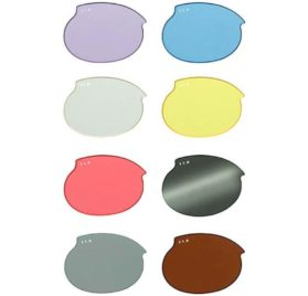 Doggles ILS Replacement Lens, X-Small, Smoke