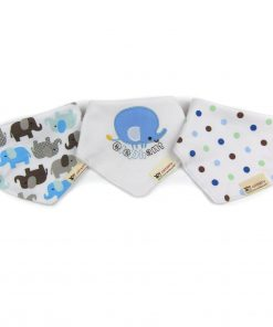 Alfie Pet by Petoga Couture - Odell Bandana 3-Piece Set for Dogs & Cats