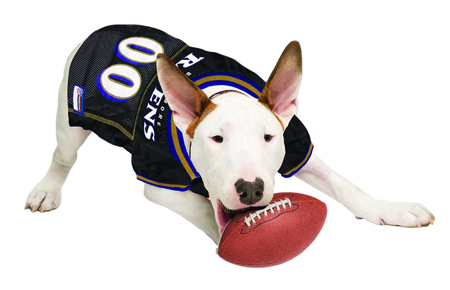 4412a22a8 ... NFL PET JERSEY Football Licensed Dog Jersey 32 NFL Teams Available Comes  in 6 Sizes Football