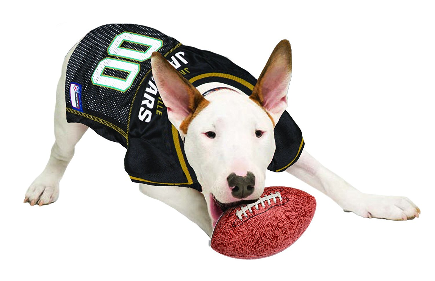 388df095 ... NFL PET JERSEY Football Licensed Dog Jersey 32 NFL Teams Available  Comes in 6 Sizes Football ...