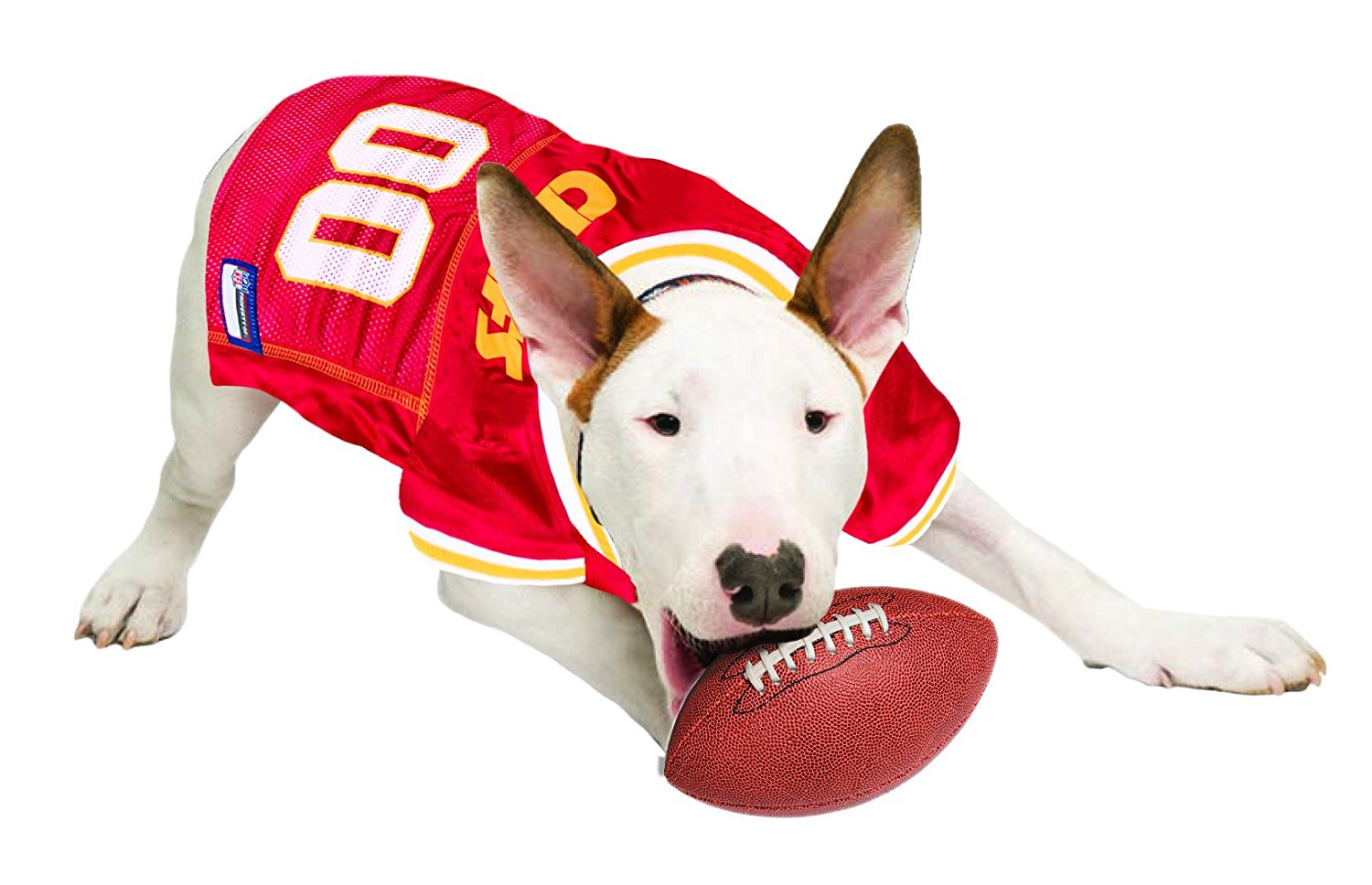 48a402ded ... NFL PET JERSEY Football Licensed Dog Jersey 32 NFL Teams Available  Comes in 6 Sizes Football