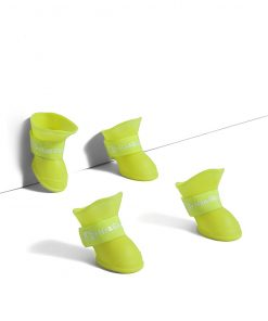 Toy to Small Dog Rain Boots For Yorkie Dachshund Shih Tzu Chihuahua Pom Pug Bichon 2