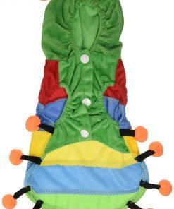 XING YU Caterpillar Costume 2