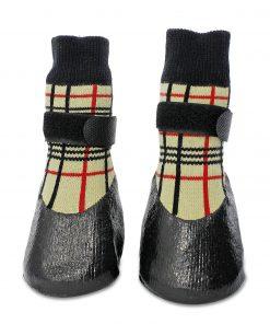 abcGoodefg Pet Dog Puppy Waterproof Nonslip Sports Socks Shoes Boots, Rubber Sole, Comfortable Design 5