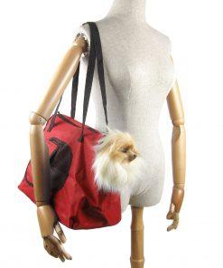 Alfie Pet by Petoga Couture - Clove Pet Shoulder Carrier