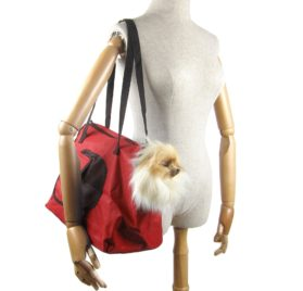 Alfie Pet by Petoga Couture - Clove Pet Shoulder Carrier
