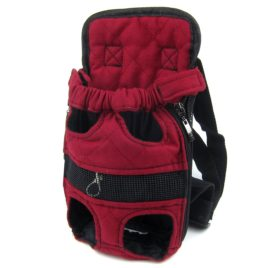 Alfie Pet by Petoga Couture - Jaden Pet Backpack or Front Carrier with Adjustable Strap