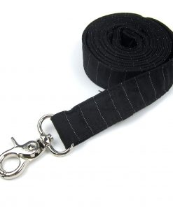 Alfie Pet by Petoga Couture - Osman Tuxedo Step-in Harness and Leash Set - Colo - Black, Size- XS 8
