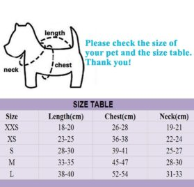 Christmas Dog Cat Pet Sweater Knitwear Outerwear with Collar and Balls for Cats & Dogs 4