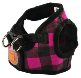 Didog Puppy Dog Harness Vest Leash Set,Perfect for Cats Small Dogs Yorkie Chihuahua Pomeranian 2