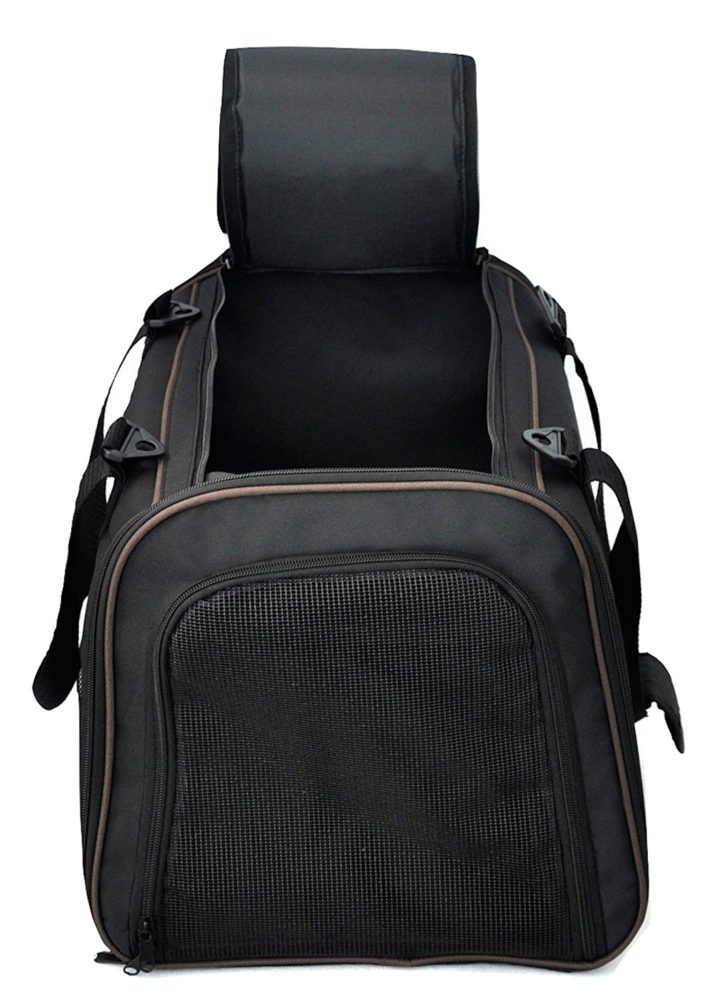 Pawfect Pet Pet Carrier Large Soft Sided Airline Approved