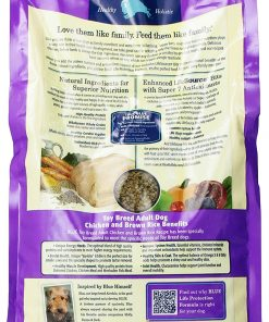 BLUE Life Protection Formula Adult Dry Dog Food 2