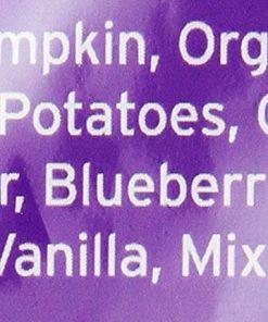 Fruitables Pumpkin & Blueberry Crunchy Dog Treats 1-7 ounce Pouch 4