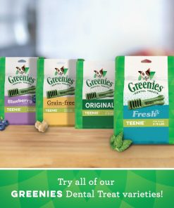 GREENIES Flavors Dental Dog Treats 6