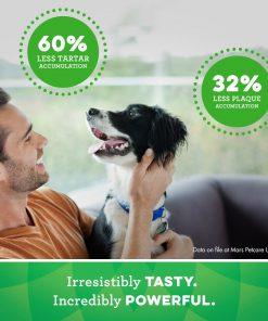GREENIES Grain Free Dental Dog Chews, Teenie, 96 Treats, 27 Ounces; Grain Free Dental Dog Treats For Clean Teeth and Healthy Gums 4
