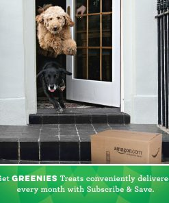 GREENIES Grain Free Dental Dog Chews, Teenie, 96 Treats, 27 Ounces; Grain Free Dental Dog Treats For Clean Teeth and Healthy Gums 7
