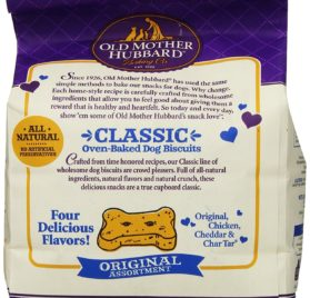 Old Mother Hubbard Crunchy Classic Natural Dog Treats 2