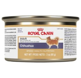 Royal Canin Breed Health Nutrition Chihuahua Loaf In Sauce Dog Food 2