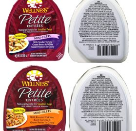 Wellness Petite Entrees Natural Grain Free Wet Dog Food Variety Pack - 8 Different Flavors - 3 Ounces Each (8 Total Entrees) 2