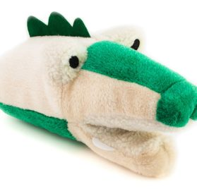 Barkology Allie the Alligator Hand Puppet