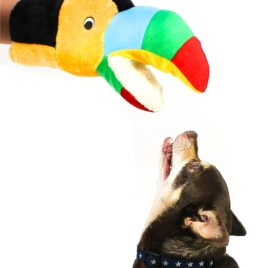 Barkology Tommy the Toucan Hand Puppet 2