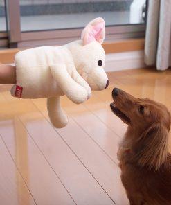 Bonbi archon animal mitten Love Chihuahua dog (japan import) 2