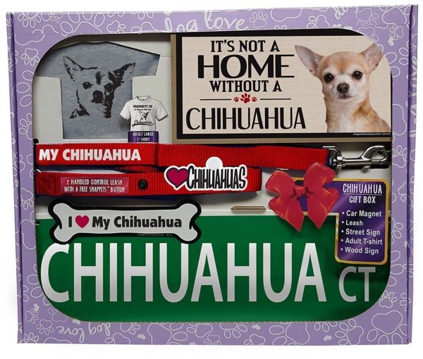 Imagine This Chihuahua Lover Gift Box