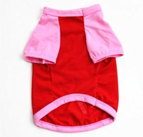 Wakeu Pet Supplies Pet Clothes For Small Dog Girl Dog Boy Cat Cotton Clothing Summer 2