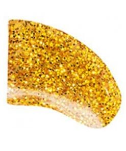 Soft Nail Caps For Dog Claws GOLD GLITTER Purrdy Paws 2