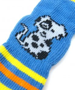Alfie Pet by Petoga Couture - Mako 2 Set of 4 Dog Paw Protection Indoor Socks 8