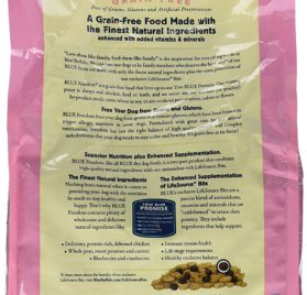 Blue Buffalo Freedom Grain Free Natural Puppy Small Breed Dry Dog Food, Chicken 4-lb 2